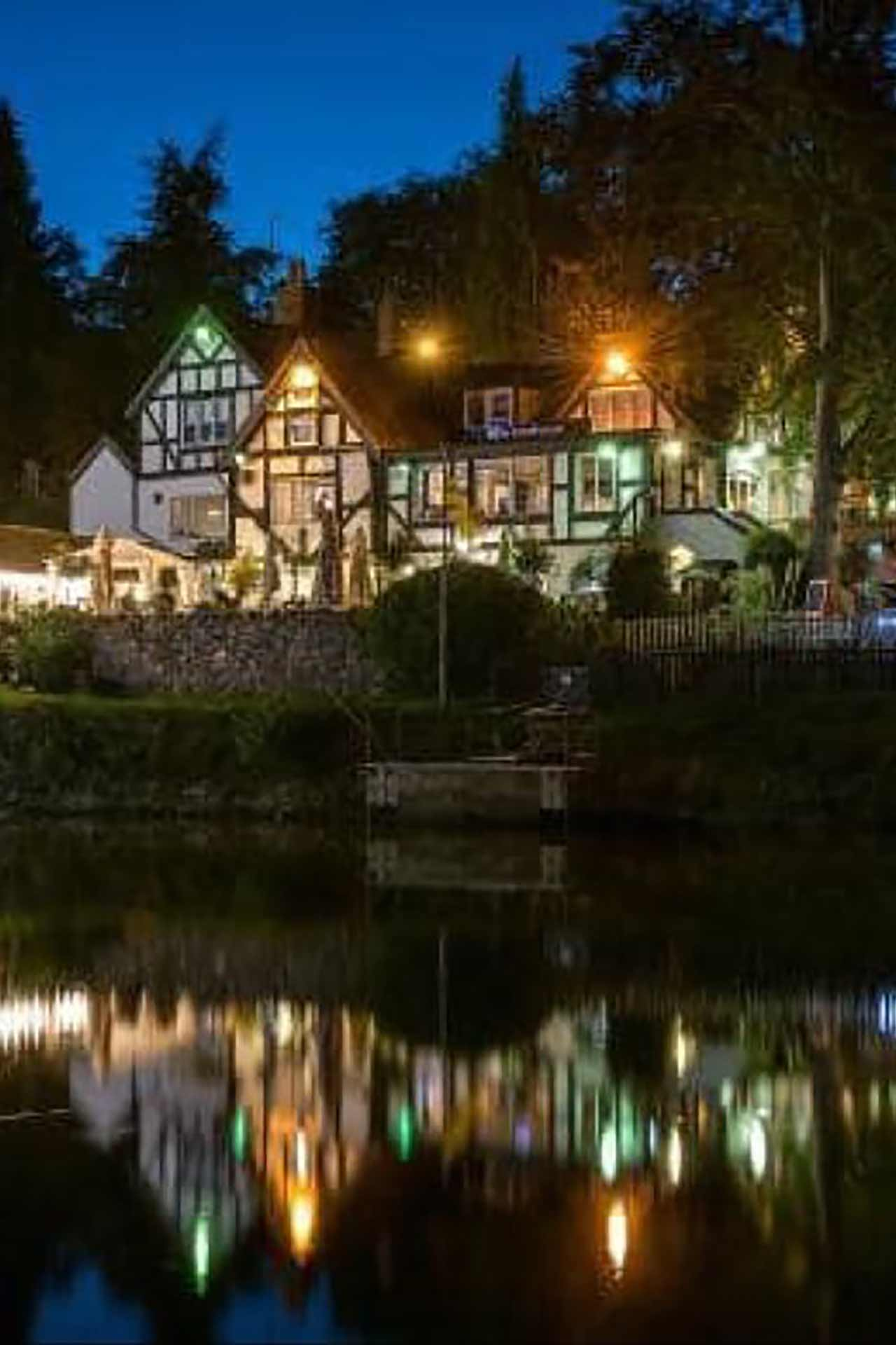 The Boathouse LED Lighting by Shropshire Electrical Services